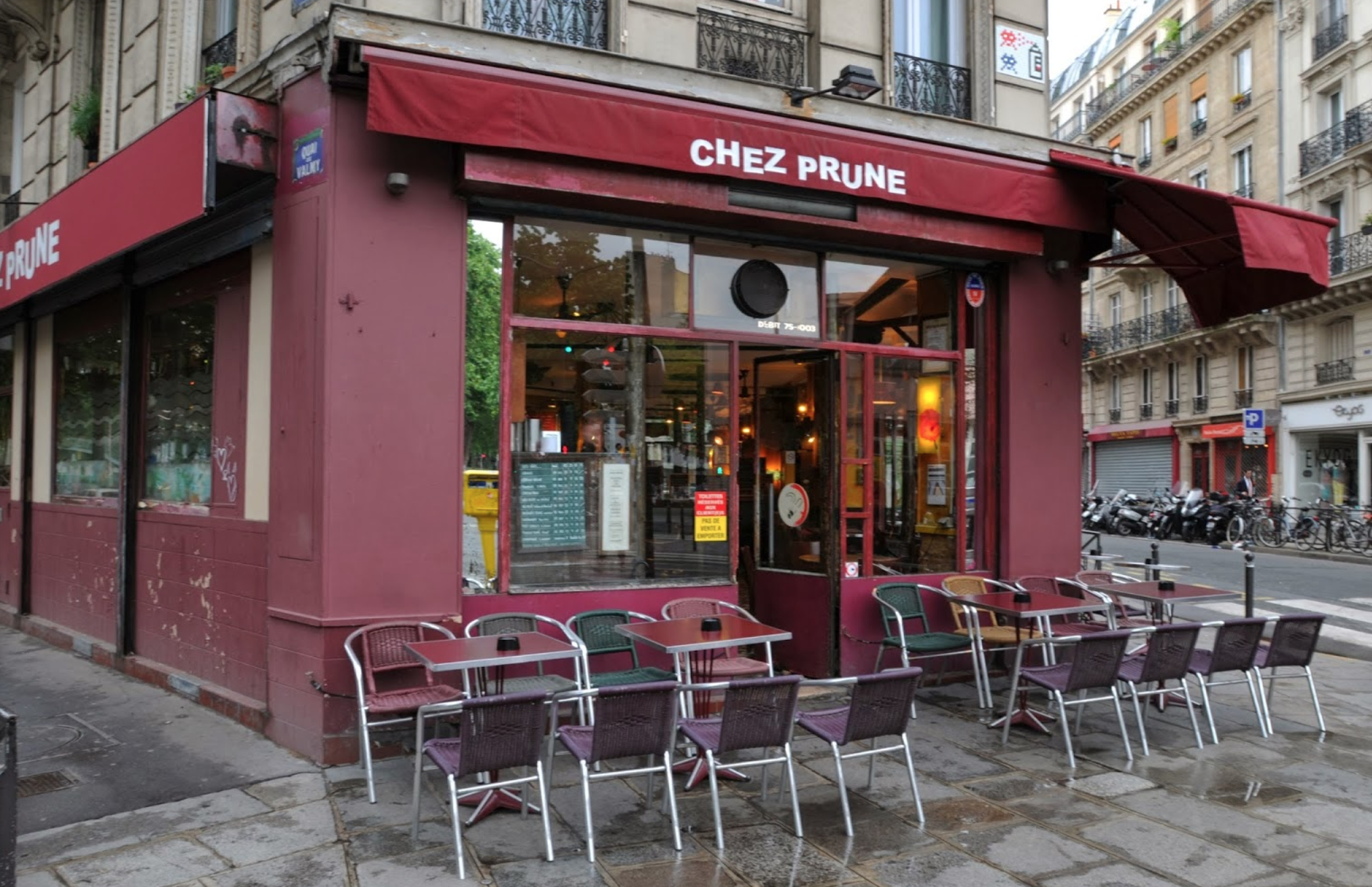 bar chez prune