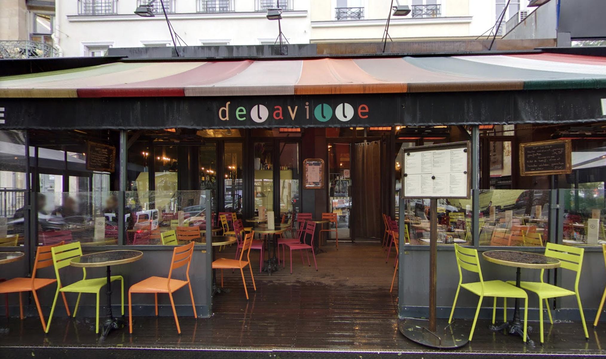 Cafe Concert Paris  Fevrier